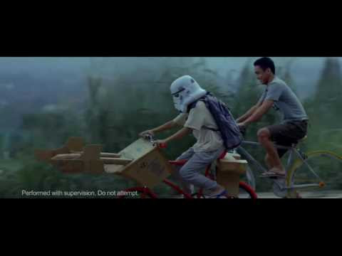 #CreateCourage Star Wars Rogue One Join the Movement - YouTube