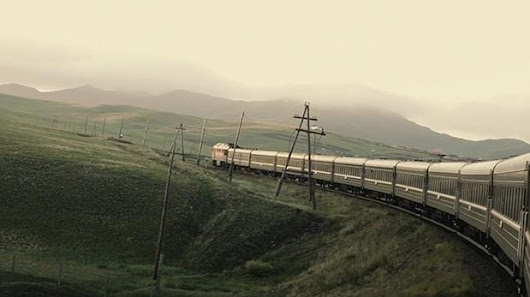 The Trans-Siberian: this beautiful video turns a two-week odyssey into three minutes