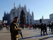 UK visitors to Italy are advised to be vigilant