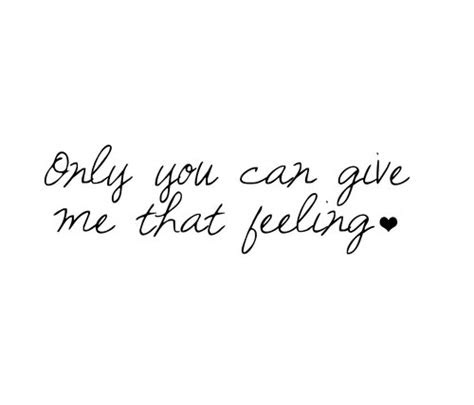Feeling Butterflies Quotes