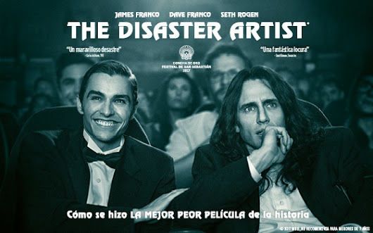 Te invitamos al preestreno de 'The disaster artist'