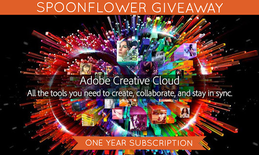 Win a Creative Cloud Subscription!