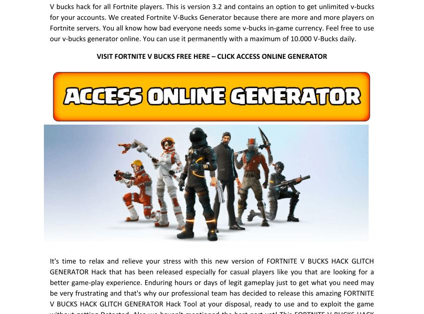 Fortnite Onlineu K Gameflip Fortnite Free V Bucks Generator