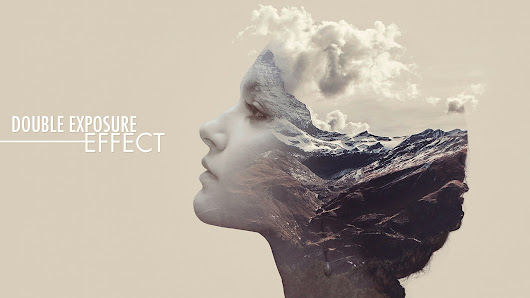 Double exposure in Photoshop - Simple & quick tutorial