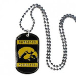 (Kentucky Wildcats) - NCAA Tag Necklace