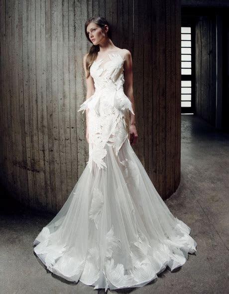 Best designer wedding dresses 2016
