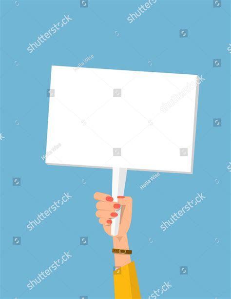 9  Free Placard Designs & Templates   PSD, AI   Free