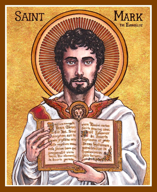 Year of St. Mark the Evangelist