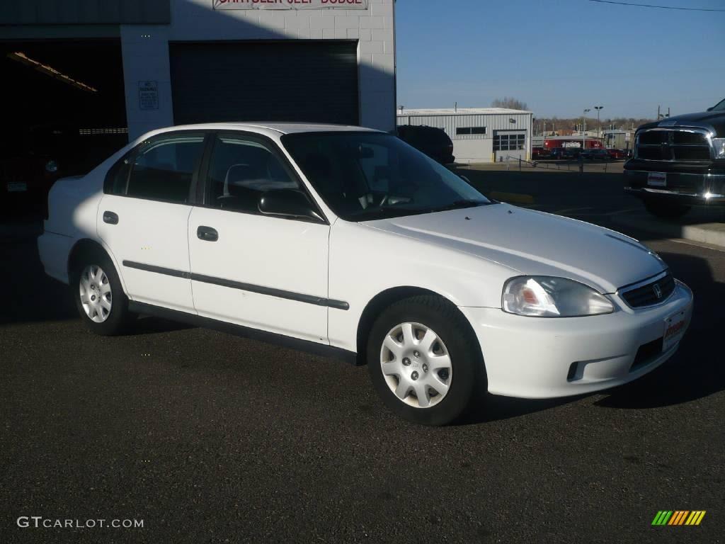 2000 Honda Civic Dx