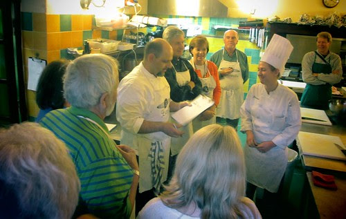 Orvieto, Italy: cooking class