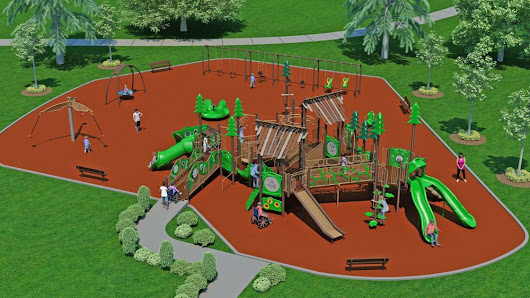 Harmony and O'Neil park playground upgrades approved