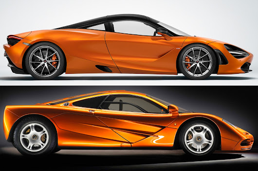 2018 McLaren 720S First Look: Recalibrating the Supercar - Motor Trend