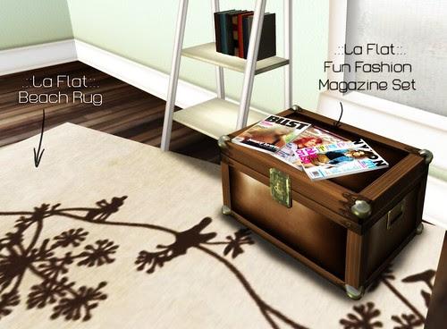 La Flat In-Store Hunt