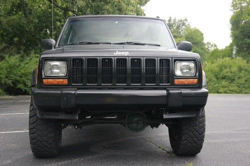 Purchase used 1997 Jeep Cherokee Sport- 4.0L 3' LIFT KIT ...