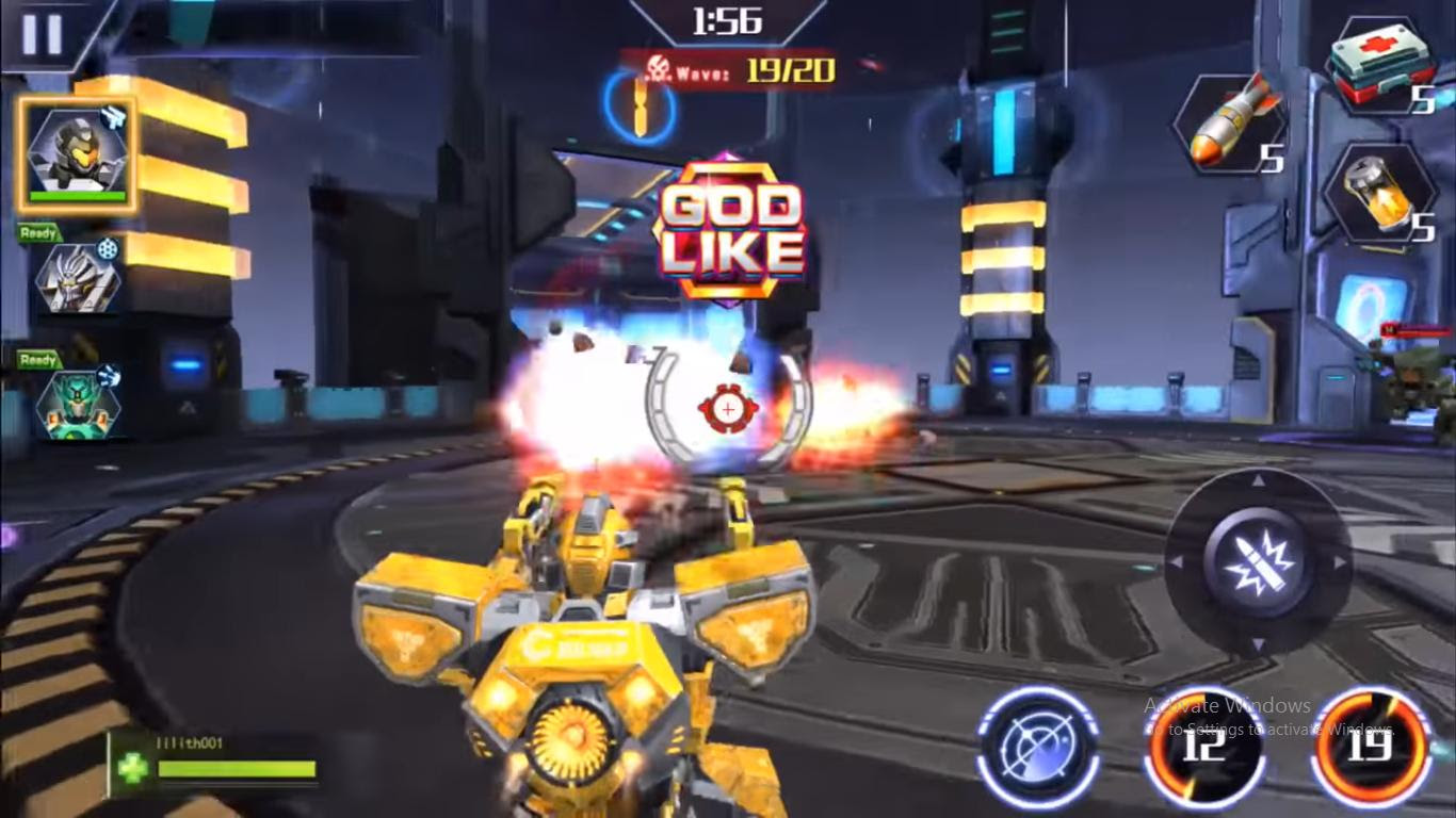 tải game TechnoStrike cho điện thoại