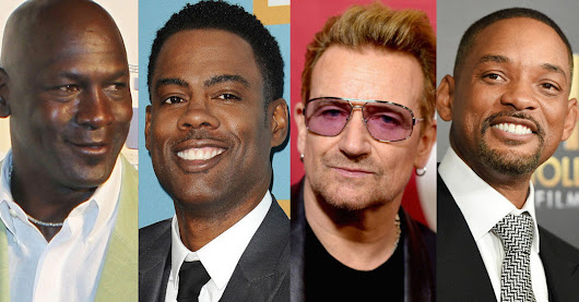 How Fatherhood Completely Changed These 6 Celebrity Dads