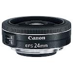 Canon EF-S 24mm f/2.8 STM Lens For Canon DSLR Camera