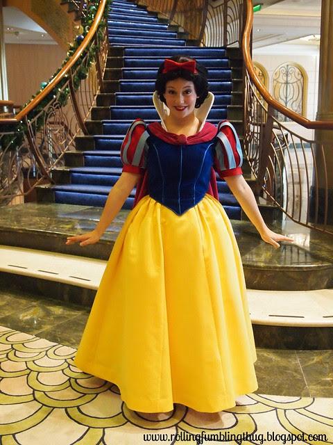 Snow White - Disney Cruise Line