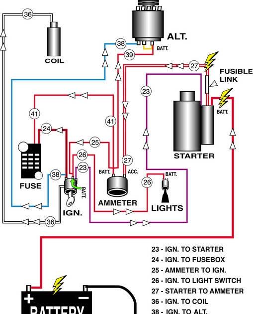 Download  Diagram  Jeep Cj3a Wiring Diagram Dash Full