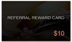 CPS-1076 - salon coupon card
