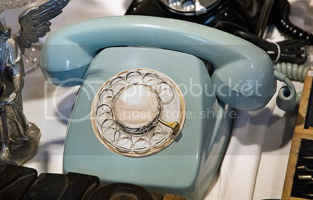 Vintage Rotary Dial Telephone [enlarge]