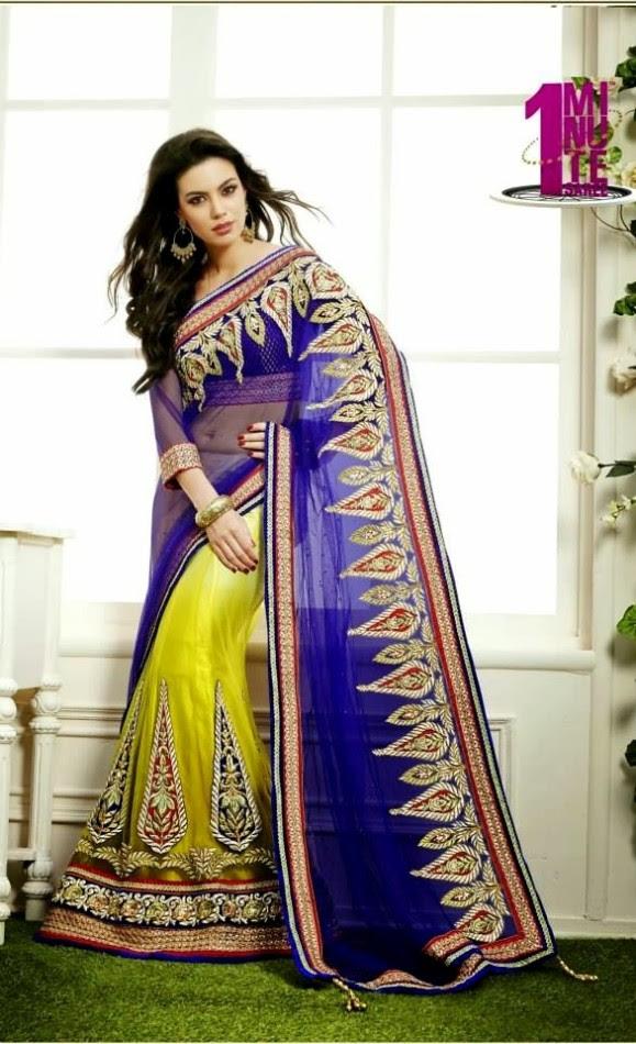 Bridal-Wedding-Rich-Heavy-Embroidered-Sarees-Designs-Lehanga-Style-Fancy-Sari-New-Fashion-17