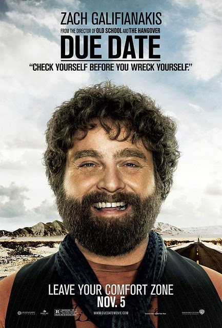 Due Date Zach Galifianakis