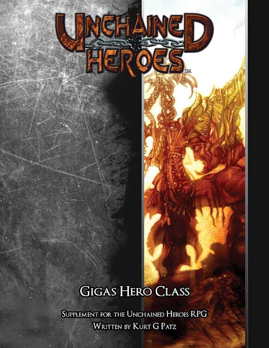 Unchained Heroes: The Gigas