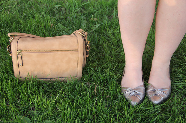 blog wanderlust whimsy megan what I wore ootd outfit forever 21 thrift