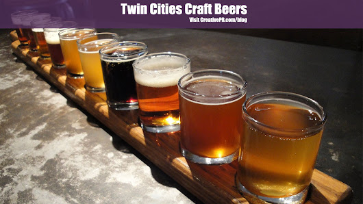Twin Cities Craft Beers