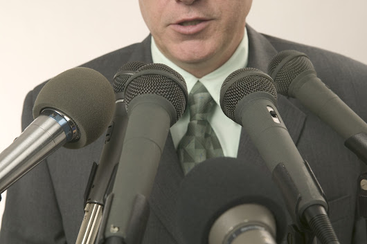 How to Prepare Your Talking Points for a Press Conference