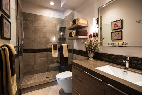 What's Your Style? Contemporary Bathroom Elements | All Things Bathroom