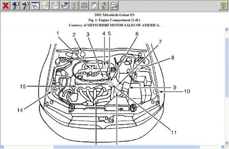 Jessica Zand  belt routing    diagram    for 03    mitsubishi