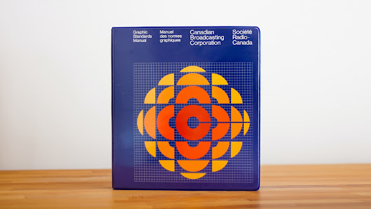 1974 CBC Graphic Standards Manual Revival