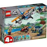 LEGO Jurassic World Velociraptor: Biplane Rescue Mission Set #75942