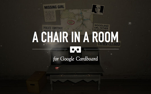 Chair In A Room – VR Codex