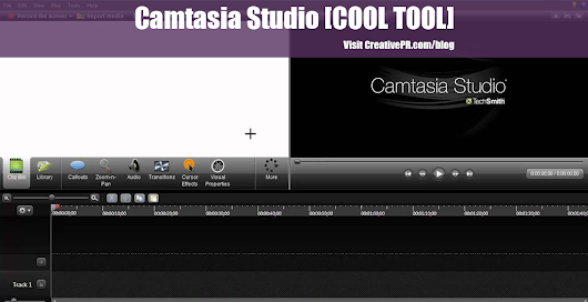 Camtasia Studio Screencasting - COOL TOOL