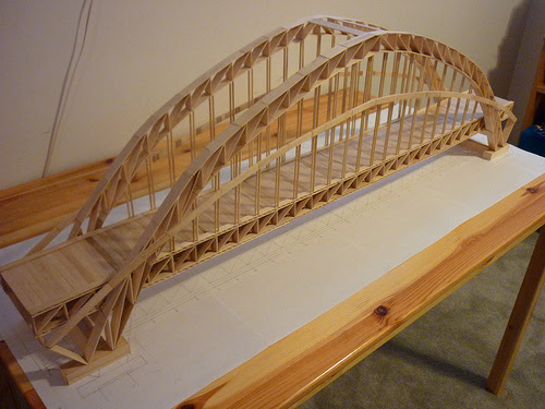 How to Build a Popsicle Stick Bridge - Home