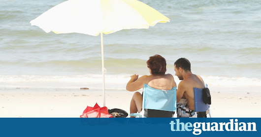Australia swelters in heatwave and argues about energy future | Australia news | The Guardian
