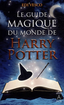Couverture Le guide magique du monde de Harry Potter