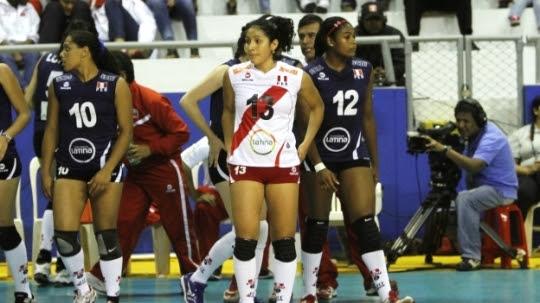PERU 2 - REPÚBLICA DOMINICANA 3