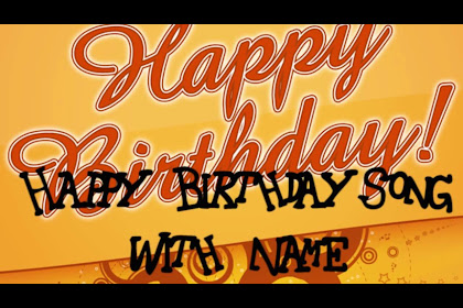Happy Birthday Gif With Song Free Download