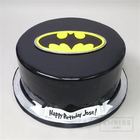 Batman Symbol (fondant cake version)   Empire Cake