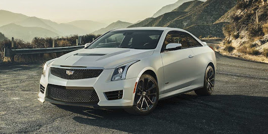 Check Out The Rampaging Cadillac That GM Hopes Will Dethrone BMW