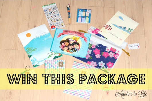 Yumi's Extraordinary Collection Review & Giveaway - Adalinc to Life