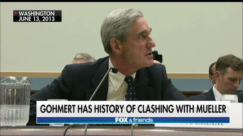 Image result for He 'Destroys People': Gohmert Demands Mueller Resign in Report on Bureaucrat's 'Problematic' Past