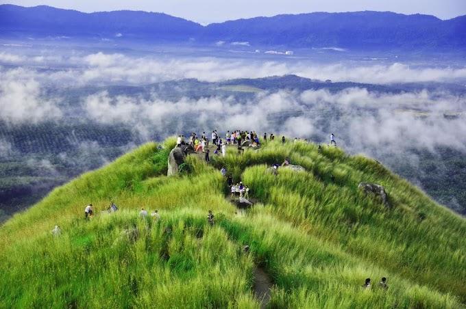 Untung Orang Yang Suka Aktiviti Hiking