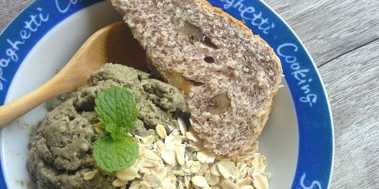 Recipe: Appetizing Vegan Green Tea Ice-cream
