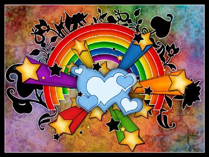 desktop wallpaper rainbow. Rainbow concepts 2 wallpaper