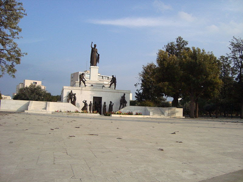 File:Statue of Liberty Nicosia Cyprus.JPG